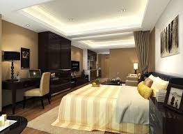admirable master bedroom interior with cool false ceiling designs