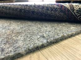 felt carpet padding disadvantages area rugs and pads rug pad under floor protector best non slip