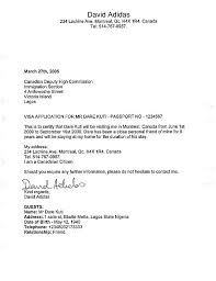 33 Inspirational Sample Format Of Invitation Letter For Visa