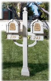 double mailbox designs. Click For Huge Pic Double Mailbox Designs