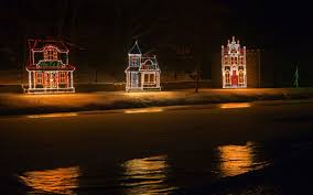 Bright Lights Omaha Ne The Best Christmas Light Displays In Every State Travel