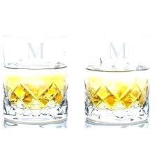 crystal rocks glasses baccarat