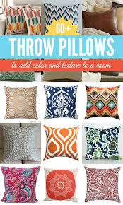 Funky Decorative Pillows
