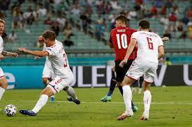 ไฮไลท์ สาธารณรัฐเช็ก พบ เดนมาร์ก ยูโร 2020 รอบ 8 ทีมสุดท้าย