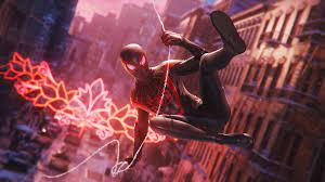 Spider-Man Miles Morales Web Swing PS5 ...