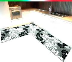 lovely l shaped rug runner floor runners top kitchen rugs and beautiful luxury mat u custom