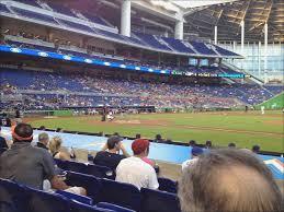 Miami Marlins Interactive Seating Chart Free Interactive Seating Chart Miami Marlins Stadium Seating