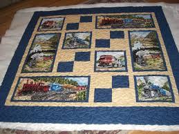 Quilt Patterns Using Panels
