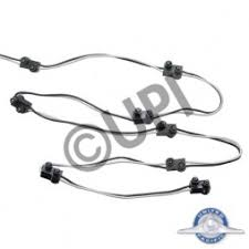 united pacific industries commercial truck division wire harness 2 wire plug x 8