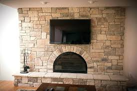 replace brick fireplace gorgeous ways to transform a brick fireplace without replacing