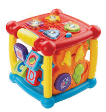 baby toy learning cube