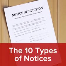 Notice To Tenant To Make Repairs Tenants Rights When Selling An Occupied Rental Property