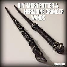 when her friends come over to play there s sometimes drama over who gets real wands and who uses chopped up dowels from the basement diy harry potter