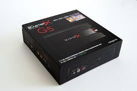 Обзор внешней <b>звуковой карты Creative Sound</b> BlasterX G5 ...