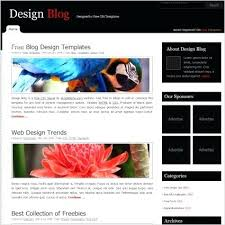 Best Free Website Templates Amazing Design Blog Free Website Templates In Format For Download Web