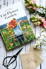 floret farm s cut flower garden book giveaway enter to win a copy of erin benzakein s