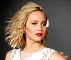 Jennifer Lawrence New Hair Style jennifer lawrence proves her bob hairstyle is versatile 2723 by stevesalt.us