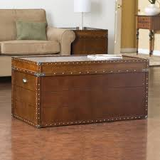 leather steamer trunk coffee table luxury design for wooden storage trunk ideas trunk table furniture trunk