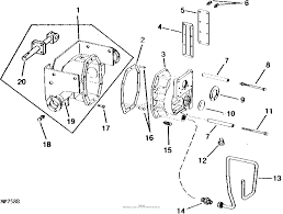 John deere parts diagrams john deere 314 hydrostatic tractor 14 hp k321 aqs kohler engine pc1618 axle housing assembly 312 314 hydrostatic tractors