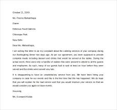 Sample Of Professional Letter Sample Professional Letter 14 Free Documents In Pdf Word