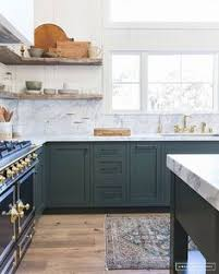 80 Best Green Kitchen Cabinets images | Green cabinets, Dining rooms ...