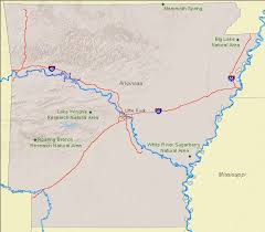 national natural landmarks by state national natural landmarks White River Arkansas Map arkansas state map white river arkansas map app