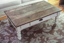 distressed white wood furniture. Beautiful Rustic White Coffee Table With Extraordinary Wood Tables Distressed Furniture N