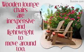 Innovative Outdoor Furniture Ideas