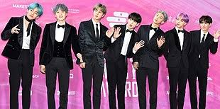 Gaon Chart Kpop Awards 2015 List Of Awards And Nominations Received By Bts Wikipedia