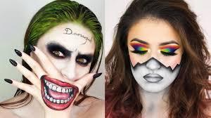 creative makeup ideas 4 beauty tutorials pilation