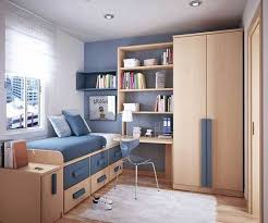 Amazing White Space Saving Teenage Bedroom with Bunk Bed and Space Saver  Furniture by Tumidei