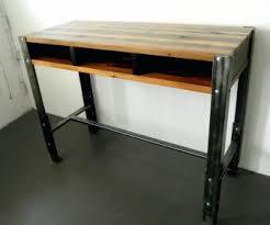 metal desks for office. Metal Office Desk Desks Chairs Oak Steel Reception Small Corner Computer For