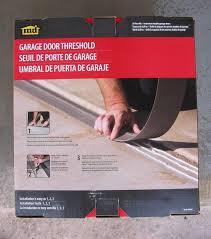garage door threshold lowesGarage Garage Door Threshold Seal Lowes  Home Garage Ideas