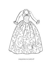 Small Picture Coloring Pages Dresses Top Sketching Style Adult Coloring With