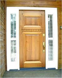 replace exterior door jamb exterior door frame cost to install exterior door front door frame replacement replace exterior door jamb