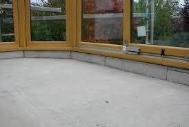 2020 endlich das eigenheim renovieren und einen neuen fußboden verlegen lassen! Wintergarten Fundament Ratgeber Krenzer De