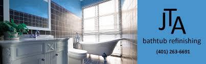jta bathtub refinishing warwick ri