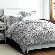 ruched duvet cover twin xl