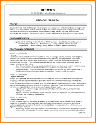 Sample Resume For Paralegal Job Cover Letters Legal Assistant Free