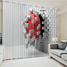 Living Room Curtain Modern Online Get Cheap Beautiful Living Room Curtains Aliexpresscom