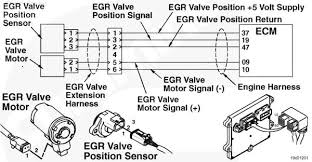 i have a 2005 kw with isx 79047117 pid 131 fmi 4 and pid 27 fmi egr valve testing procedure at Egr Valve Wiring Diagram