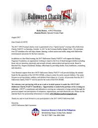 Sponsor Letter For Event Samples Of Employment Verification Letters