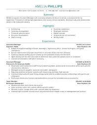 Server Resume Inspiration Restaurant Assistant General Manager Resume Sample Hotel For A