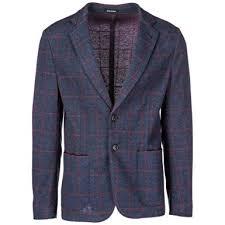 Emporio Armani Men Blazer Blu 40 Us At Amazon Mens Clothing