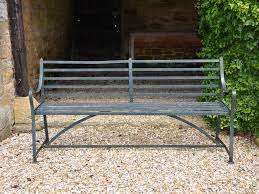 wrought iron garden furniture. A Wrought Iron Garden Bench Furniture R