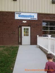 academy garage doorSuffield Gymnastics Academy Preschool Playgroup
