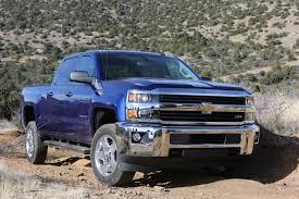2016 Chevrolet Silverado HD Revealed   GM Authority