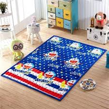 kids play area rug cartoon pattern carpets for children bedroom kids play game floor mat study kids play area rug