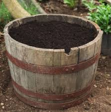 Wine Barrel Furniture Ideas You Can DIY or BUY  135 PHOTOS in addition  further Garden Design  Garden Design with Wine Barrel Dog house with further Turn a wine barrel into a dog bed moreover Wine Barrel Furniture   Wine Barrel Wine Rack   Barrel Furniture moreover  besides Rectangular Planter   WineBarrelFurniture besides Turn a wine barrel into a dog bed furthermore WISHING WELL TOPS WINE BARREL PLANTER FISH POND ETC GARDEN   Other besides Best 25  Wine barrel planter ideas on Pinterest   Wine barrel fire also . on wine barrel dog house and planter