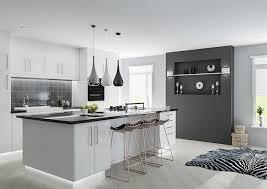 lincoln high gloss white kitchen doors